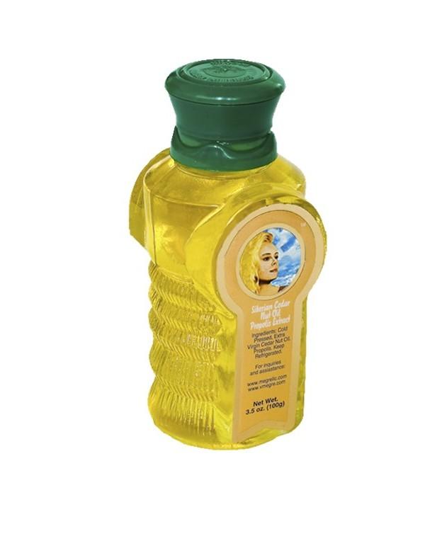 Aceite de Piñón de Cedro Siberiano con Própolis