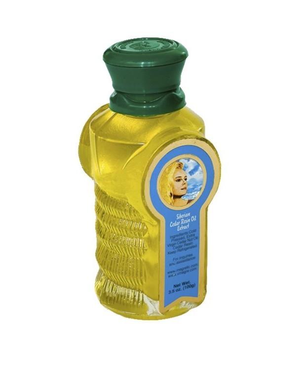Aceite de Piñón de Cedro Siberiano con 5% de Resina