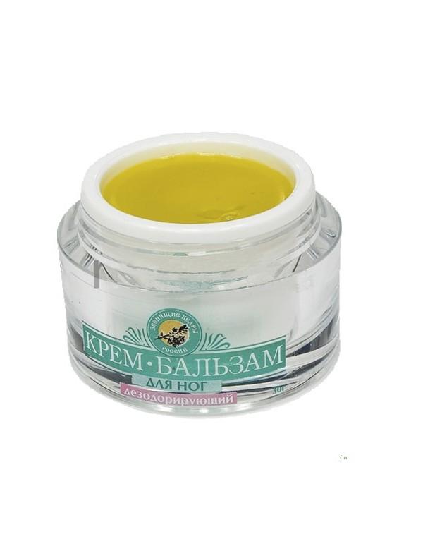 Crema Bálsamo desodorante para los pies