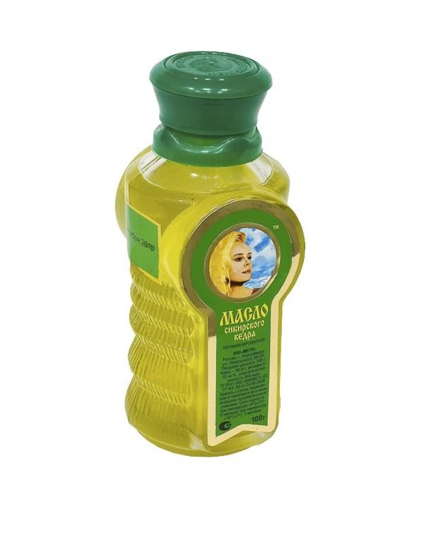 Aceite de Piñón de Cedro Siberiano